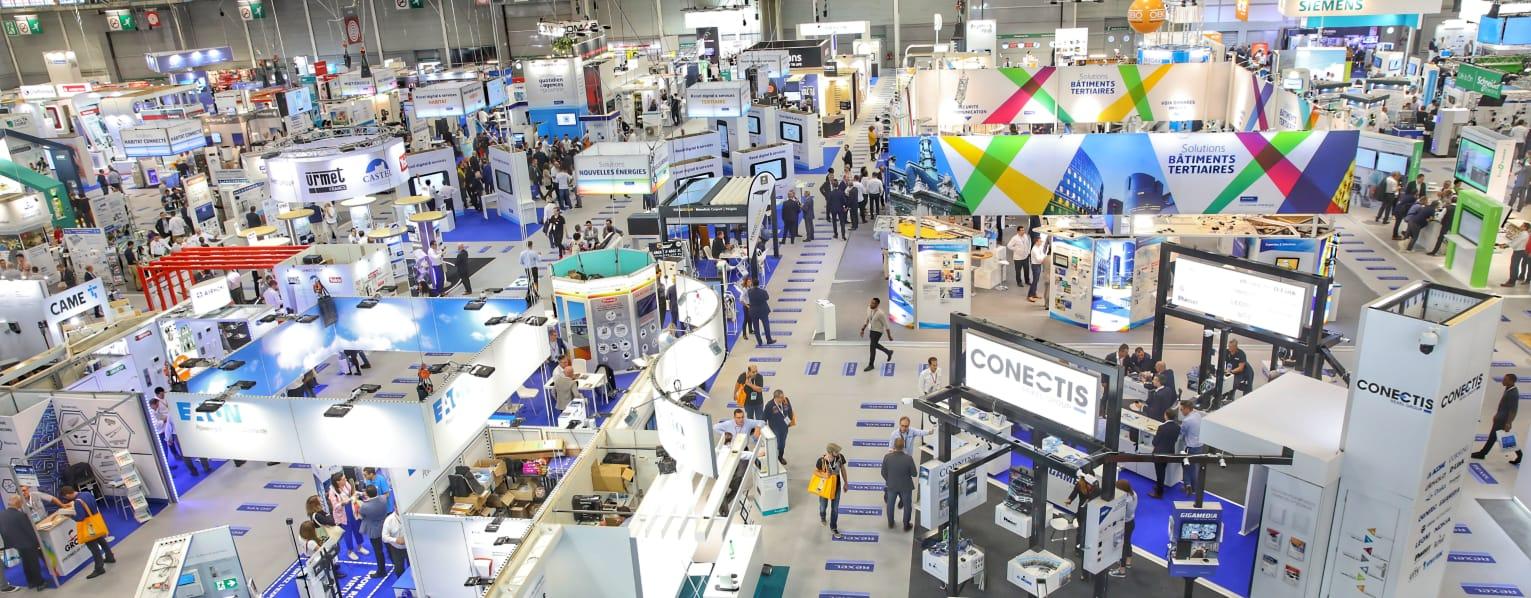 Rexel Expo 2019 – Faciliter le métier de nos clients au quotidien - Rexel
